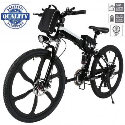 Hiriyt 26 Bicicleta eléctrica de montaña