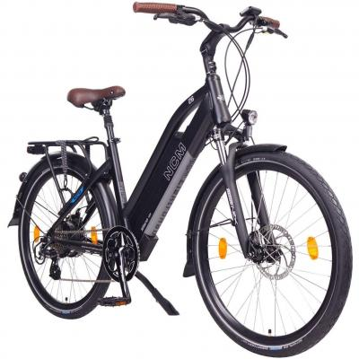 NCM Milano Bicicleta eléctrica de Trekking
