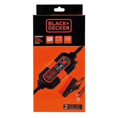 Black + Decker BDV090 Cargador De Baterias