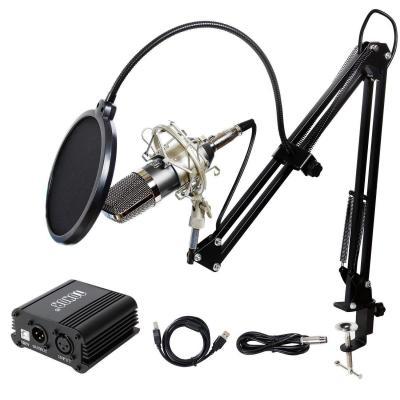 Tonor Xlr 3.5mm Micrófono Condensador Profesional