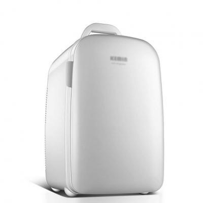BYNNCR Refrigerador For Automóvil De Doble Núcleo 28L Mini-refrigerador For El Hogar Pequeño Dormitorio For Automóvil Miniatura De Doble Uso