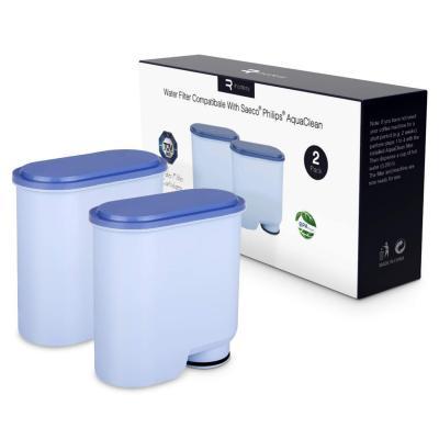 Rhodesy Filtro de Agua para Cafeteras Philips y Saeco