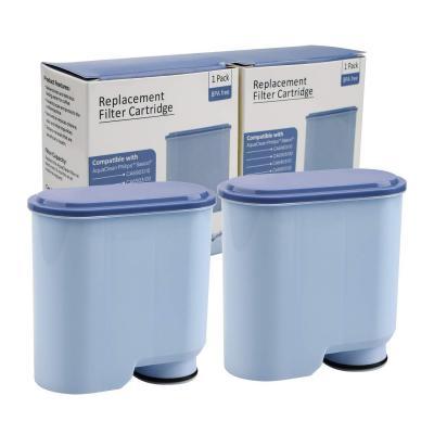 Cartucho de filtro de agua 2pcs para Philips y Saeco Coffee Machine