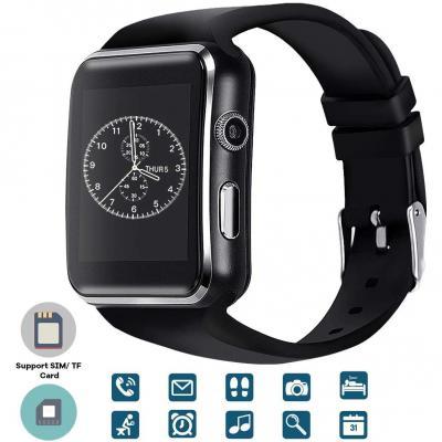 TagoBee El Reloj Inteligente Bluetooth TB01 con Tarjeta SIM es Compatible con Whatsapp Notificación Compatible con Todos los teléfonos Android y iOS