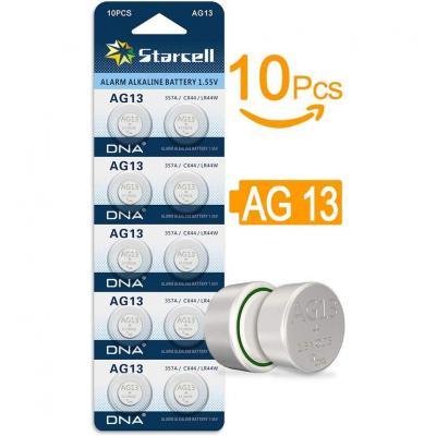 ACT 10 X AG13 LR44 Baterías de botón