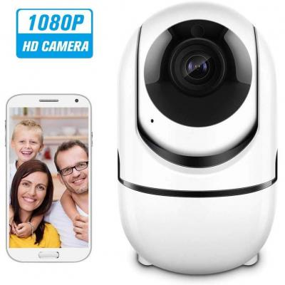 Cámara de Vigilancia 1080P Wifi con Visión Nocturna