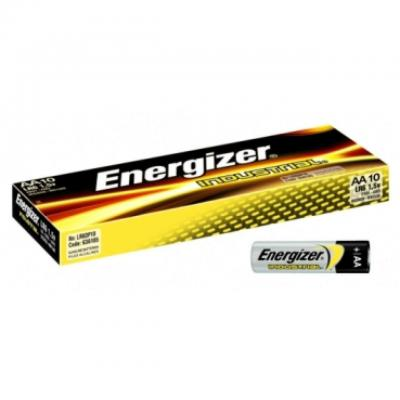 Energizer Industrial Alcalina AA Mignon Pila Pack 10 uds.