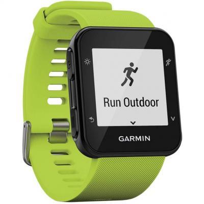 Garmin Forerunner 35- Reloj GPS con monitor de frecuencia cardiaca en la muñeca