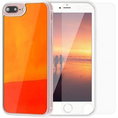 SanLead Funda Luminosa para iPhone 6 Plus 6s Plus 7 Plus 8 Plus