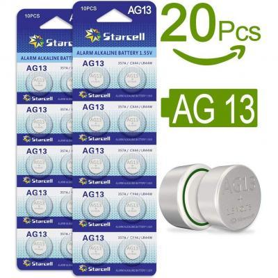 ACT 20 X AG13 LR44 Baterías de botón