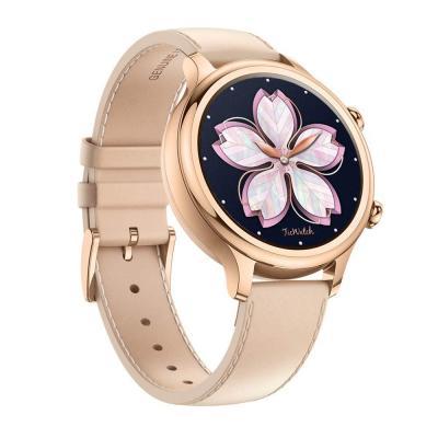 Ticwatch Reloj Inteligente y clásico Mobvoi C2 con Sistema operativo Wear OS de Google