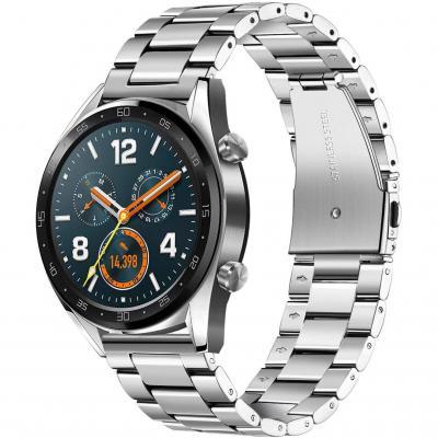 TRUMiRR 22mm Correa de Reloj de Acero Inoxidable liberación rápida para Samsung Gear S3