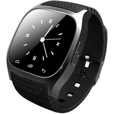 Podómetro Impermeable Del Reproductor De Música Del Reloj Elegante De Smartwatch
