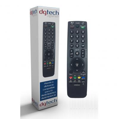 Control Remoto de Reemplazo para LG SMART LED LCD TV fosa Mando a Distancia Teclado AKB73756565