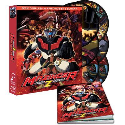 Mazinger Edición Z Impacto! Completa