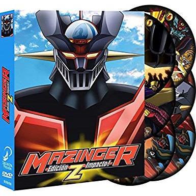 Mejor Mazinger Z Serie Completa Castellano