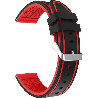 Fmway Repuesto De Correa Reloj 22mm De Silicona Para Samsung Galaxy Watch 46mm  Gear