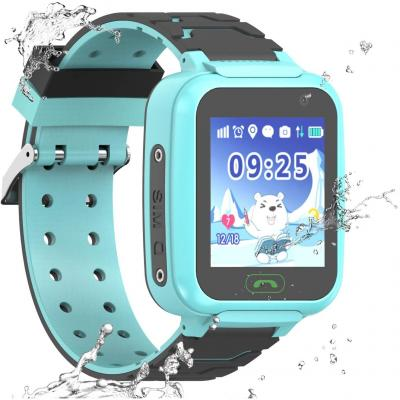 Reloj Inteligente a Prueba de Agua GPS Tracker para niños